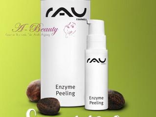 Strahlender Teint mit Enzym-Peeling