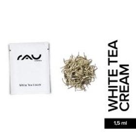 RAU White Tea & Silk Protein Night Care 50 ml - mit Seidenproteinen, Weißem Tee