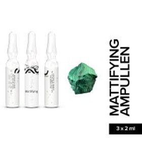 RAU Mattifying Ampullen 3 Stück x 2 ml - Mattierende und porenverfeinernde Ampul