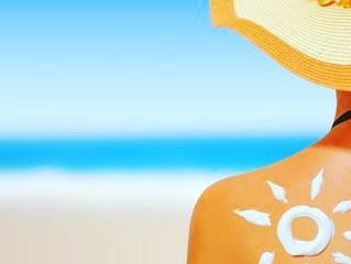 Sonnenschutz ist wichtig!