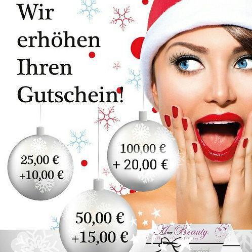 120 Gutschein  € für 100 €
