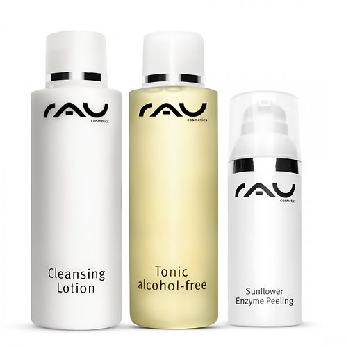 RAU Cosmetics Reinigungs-Set für empfindliche Haut