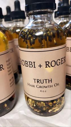 4 oz   Truth!!!!   Hair Growth Oil