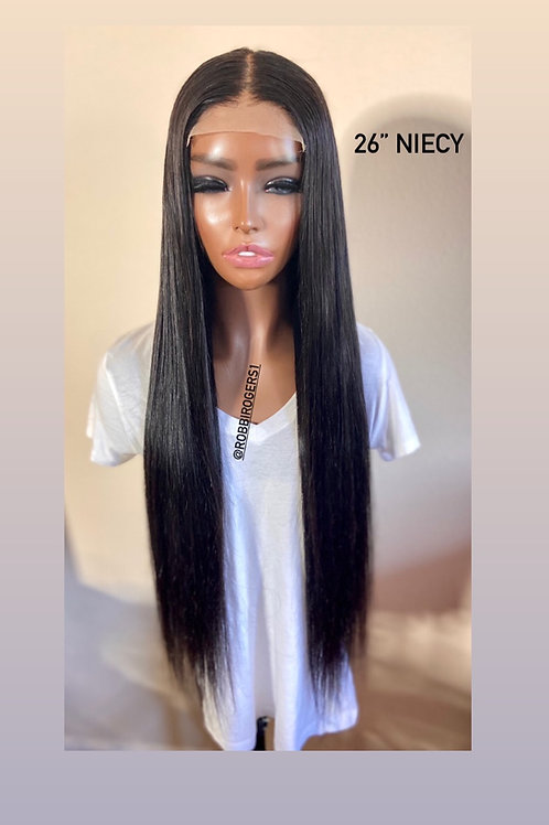 "26""  Niecey  ( Natural Color)"