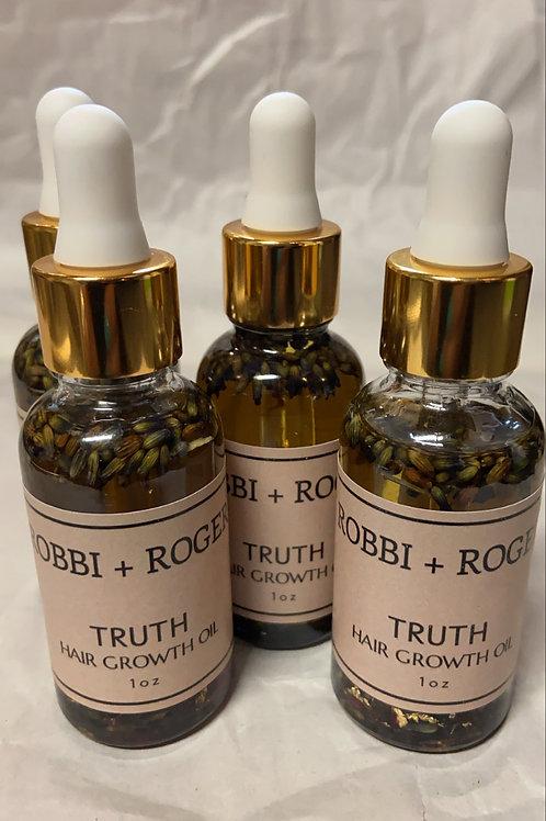 1 oz   Truth!!!!   Hair Growth Oil