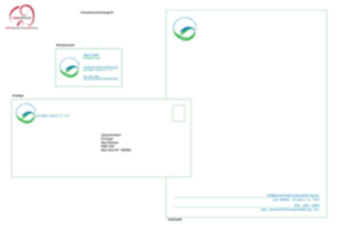 Stationery Concept B