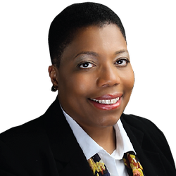 Spelman Woman To Watch -- Stephanie Mitchell Hughes, C'84