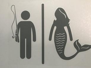 fishermen and mermaids welcome