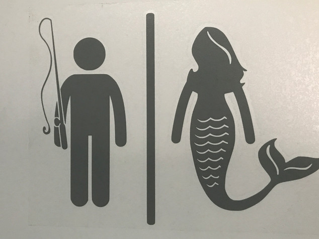 fishermen and mermaids welcome
