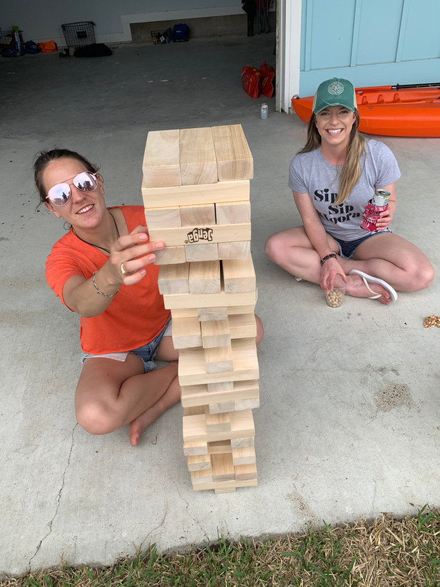 Large Jenga anyone?