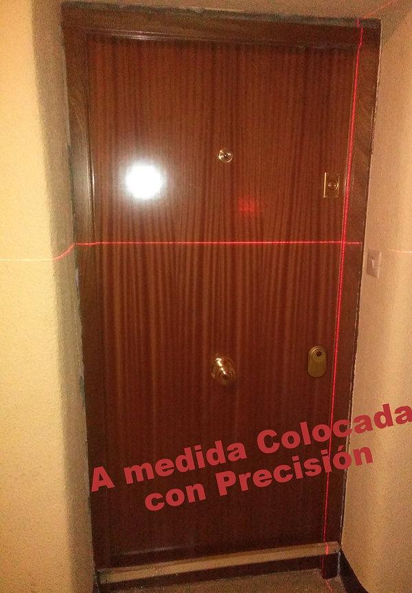 Puertas Blindadas a Medida en Madrid 28011