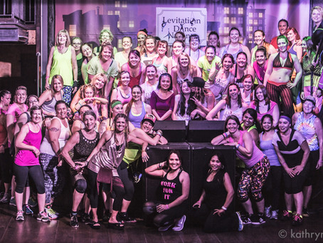 Movement Communities that Transcend Fitness