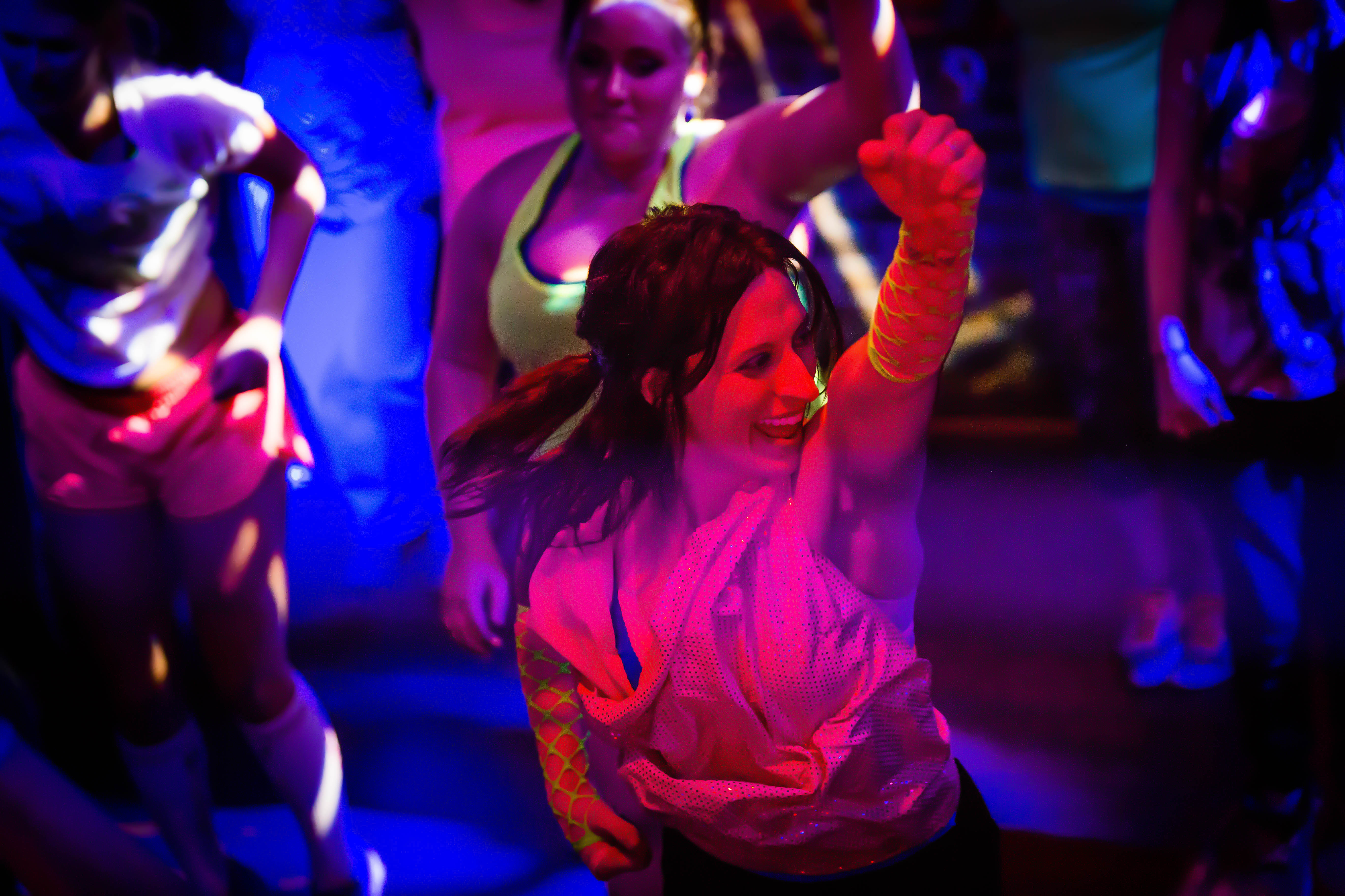 """Dance Nation"" Fitness Party"