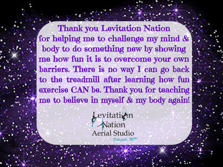 What Others Are Saying About Levitation Nation
