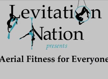 Aerial Fitness for Everyone: Deidre's Story