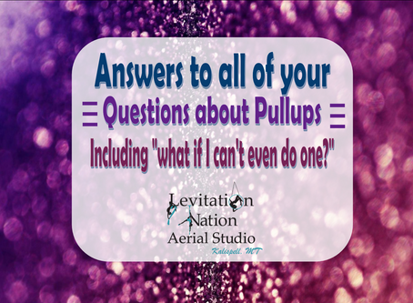 """Answers to all of your Questions about Pull-ups, including """"What if I can't even do One?"""""""