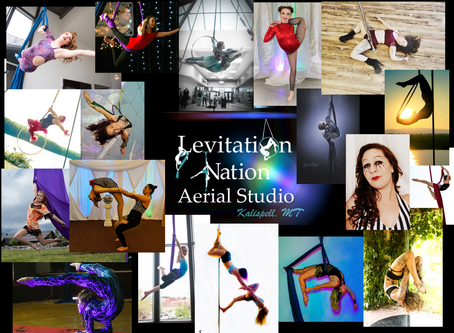 Why I Named Our Studio Levitation Nation