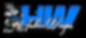 Huber Wraps Logo and Mascot