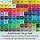 Thumbnail: V Sport United OK Vertical Decal - 1 Color Version