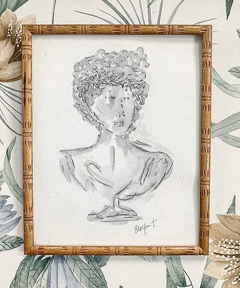 Mod Matisse Bust