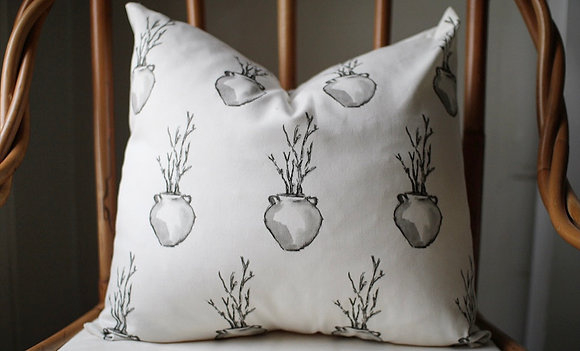 Poterie Pillow Cover
