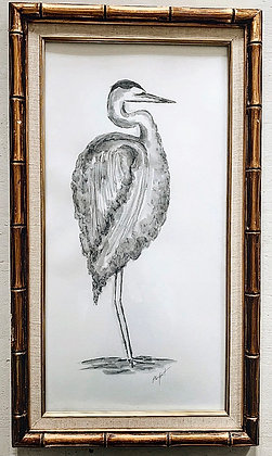 The Painted Heron No.3