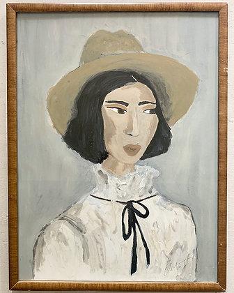 Portrait of a Modern Woman