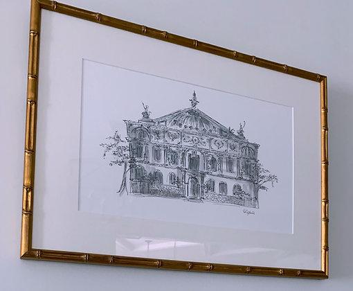 Parisian Architecture No. 1