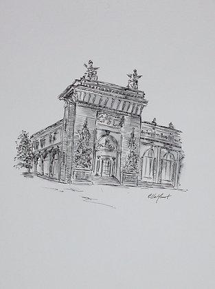 Parisian Maison