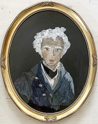 Portrait of a Gentleman, No.2