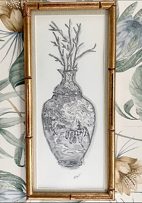 The Chinoiserie Vase
