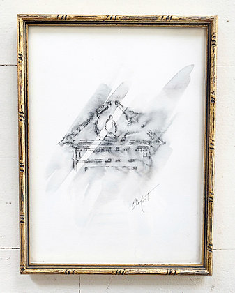 Abstraite Architectural Detail