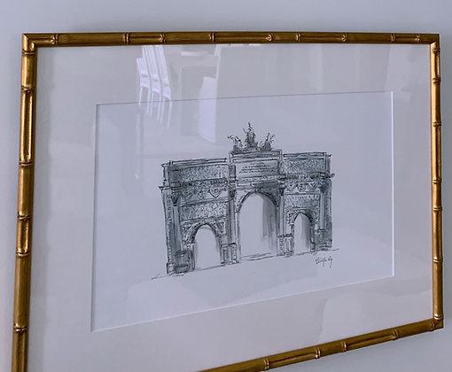 Parisian Architecture No. 2