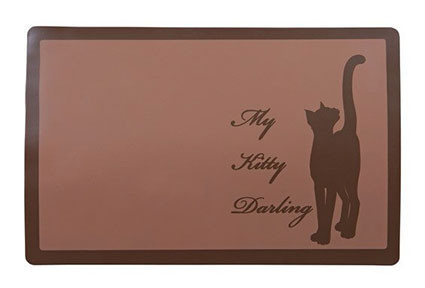 Set de table (My kitty darling).