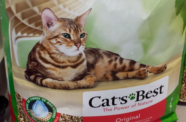 Litière Cats Best
