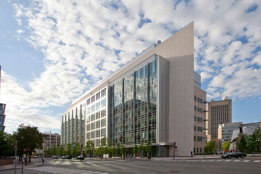 The Koch Institute for Integrative Cancer Research at MIT