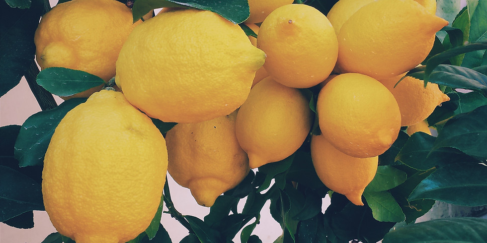 Preserved Lemons with Cortney