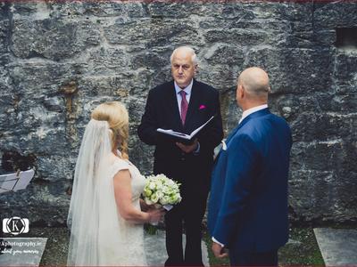 wedding celebrant kerry