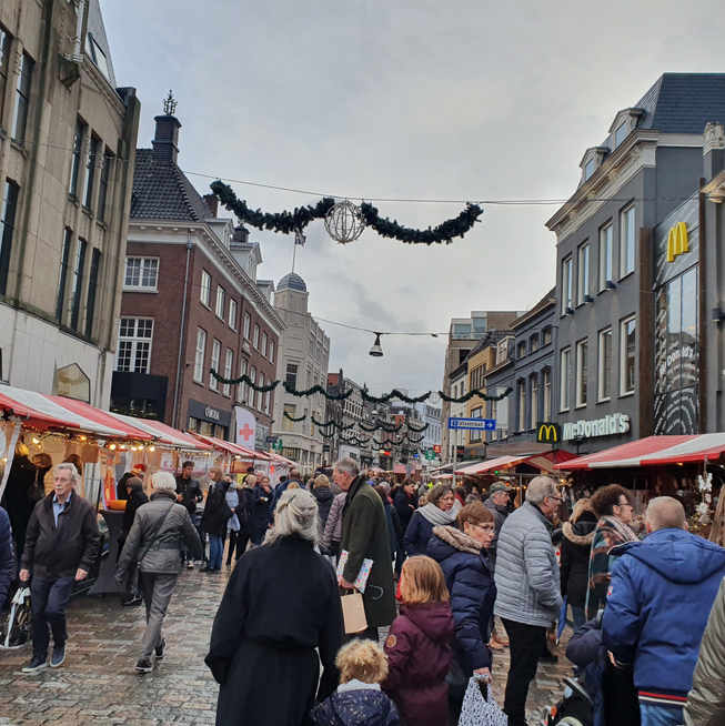 Kerstmarkt in Dordrecht