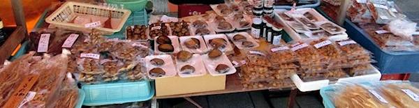 Fish Market in Noto