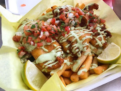 Who is ready for Dinner ! Tonight from 6pm-9pm we are here on Hesperia road across from Mojave Motor