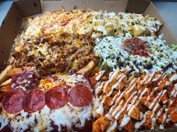 Tonight from 6pm-9pm come on over Redlands ! __Fries Galore is here in Down Town Redlands for Market