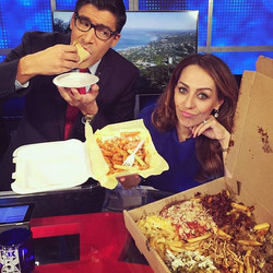 Good morning fry family !!! Who tuned in this morning and saw us on Fox 5 News San Diego !!! Yes, Fr