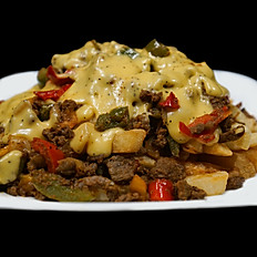 Philly Cheese Steak Fries