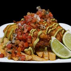 Fish Taco Fries
