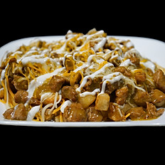 Chile Verde Fries