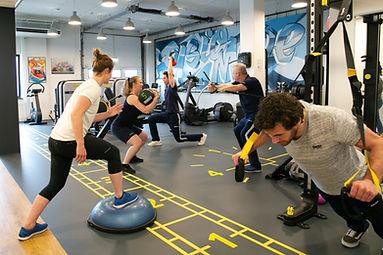 Fitness en hydrotherapie FysioMove Velserbroek