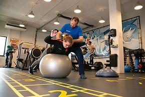 FysioMove Velserbroek praktijk voor Fysiotherapie Oefentherapie fitness