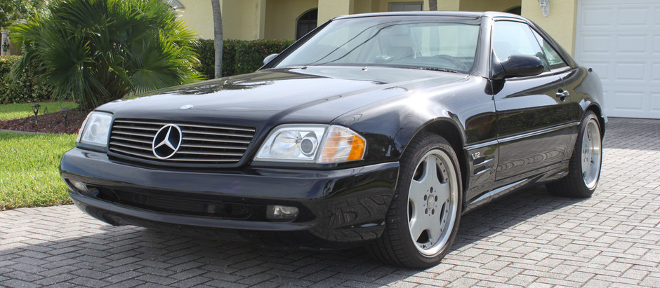 The Modern and Future Classic: 2001 SL600