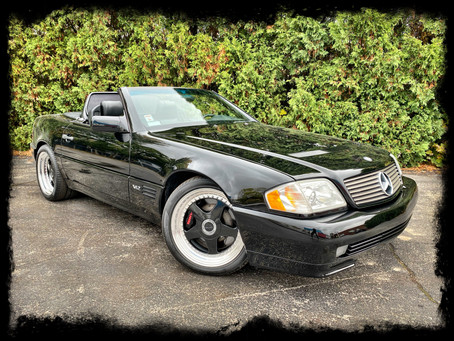Upcoming Auction Alert: 1993 SL740 RENNtech